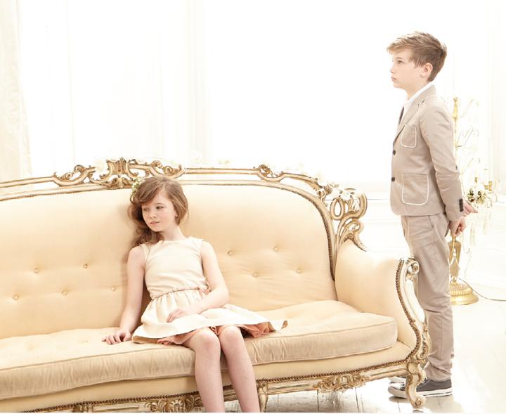 Marie-Chantal Wedding Edit for spring summer 2014
