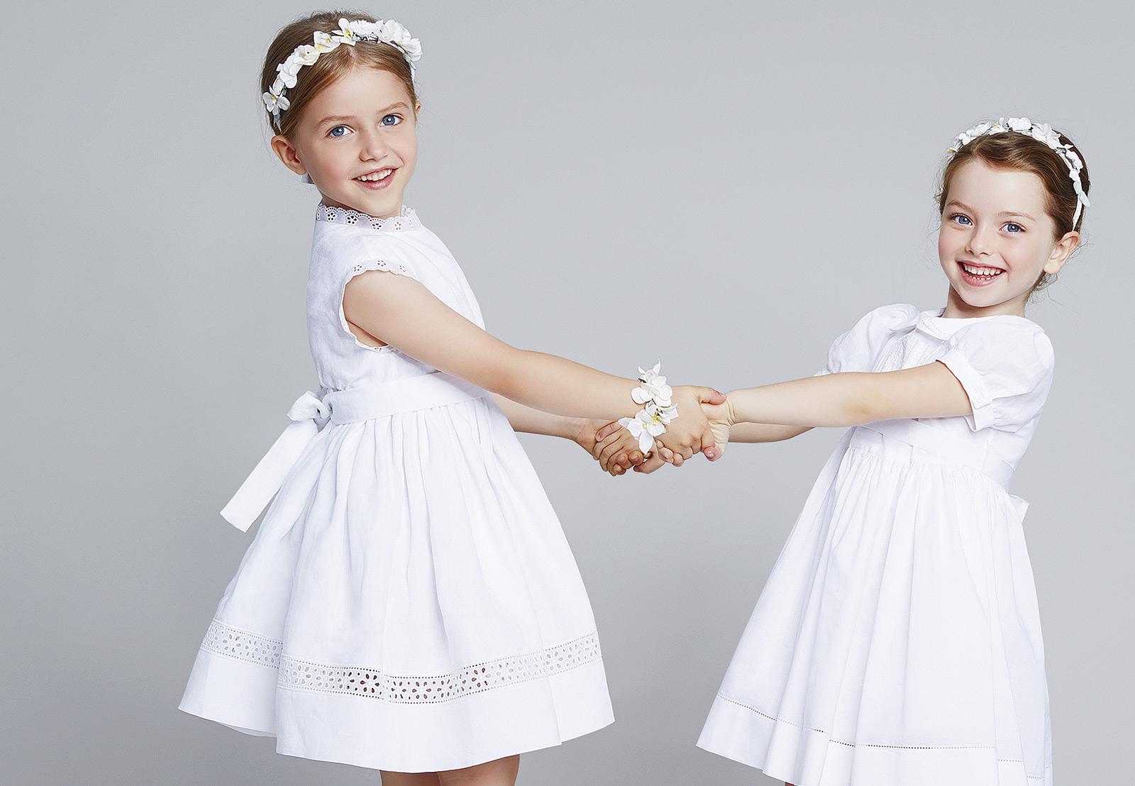 Dolce and Gabbana Spring Summer 2014 white dresses