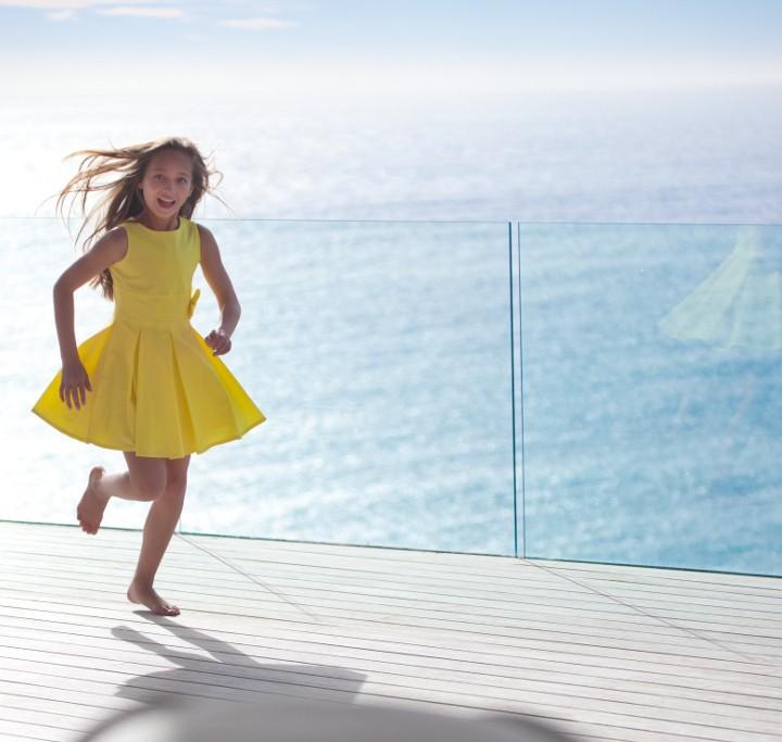 Elsy spring summer 2014 yellow dresses