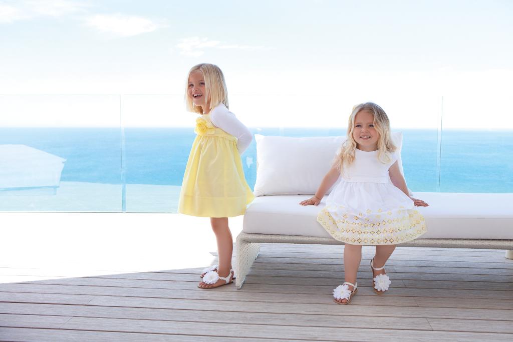 "Elsy Spring Summer 2014 ""Brighitta"" yellow dress"
