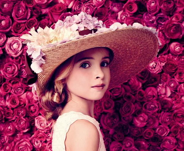 Baby Dior gorgeous powder pink shades