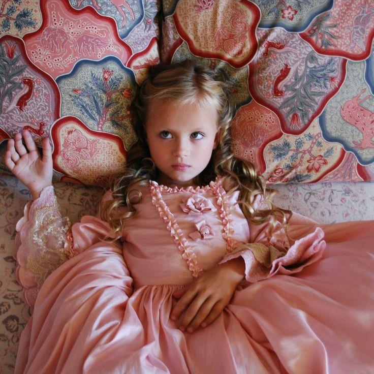 MademoiselleP, Marie Antoinette dress