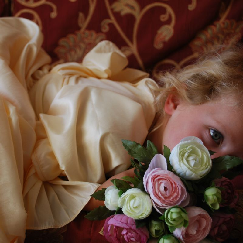 MademoiselleP, princess dress