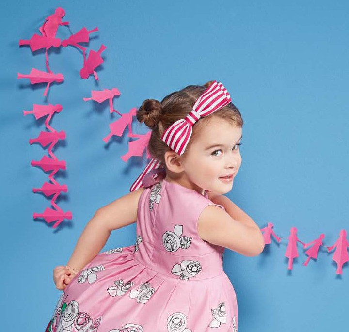Simonetta spring 2014 gorgeous pink creations