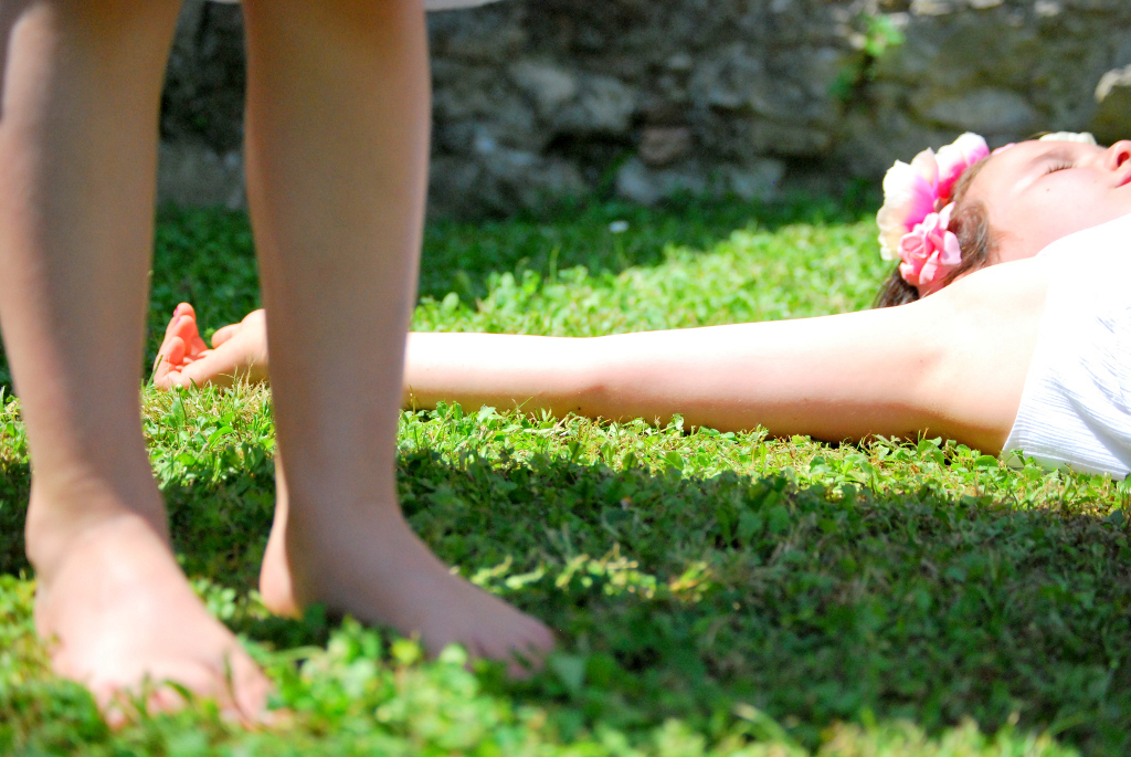 Forget your worries, but not your foot care, this summer