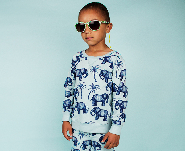 Mini Rodini launches Mini Zoologist for spring 2014