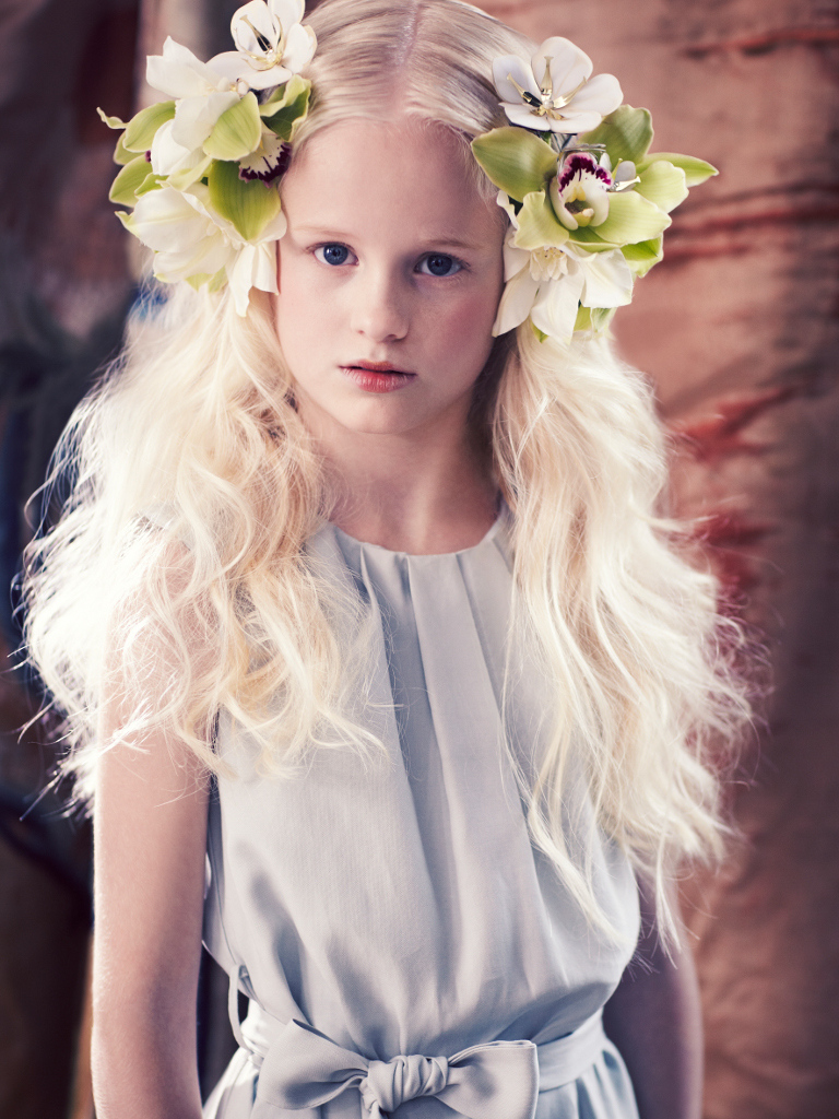 Pale Cloud Spring Summer 2015, Tabhita Dress