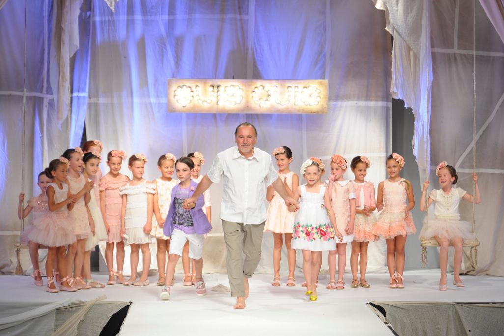 Pitti Bimbo, spring summer 2014, Quis Quis catwalk.