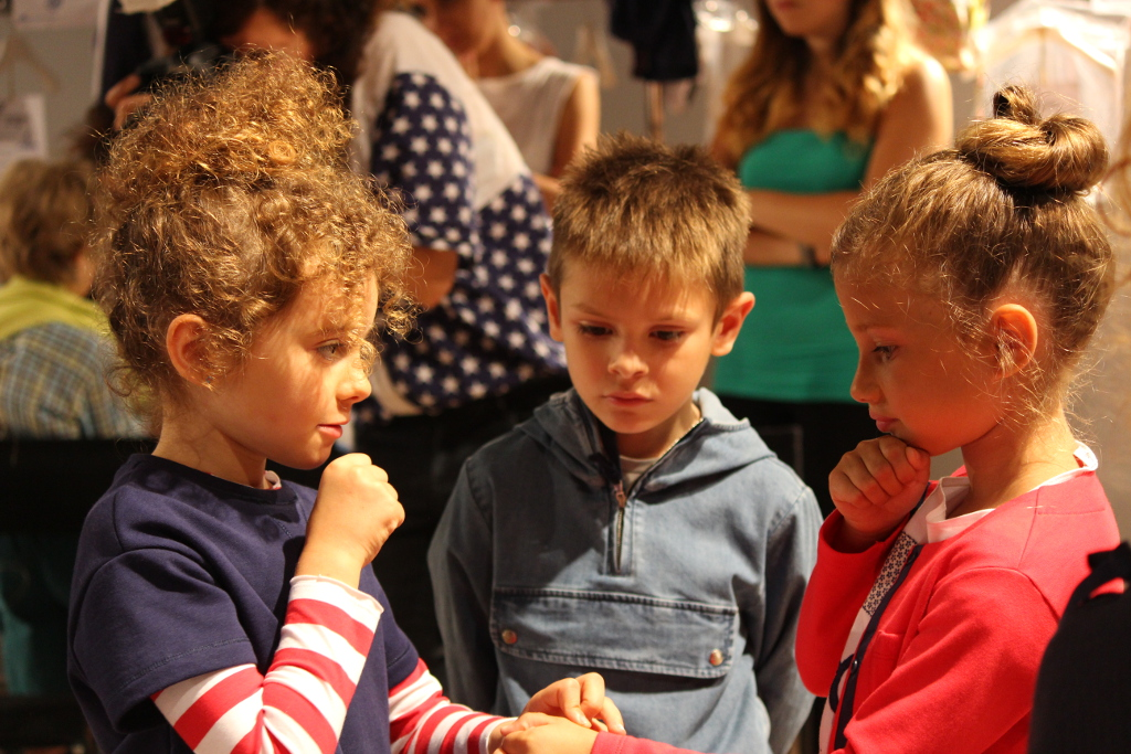 Il Gufo Spring 2015, children playing