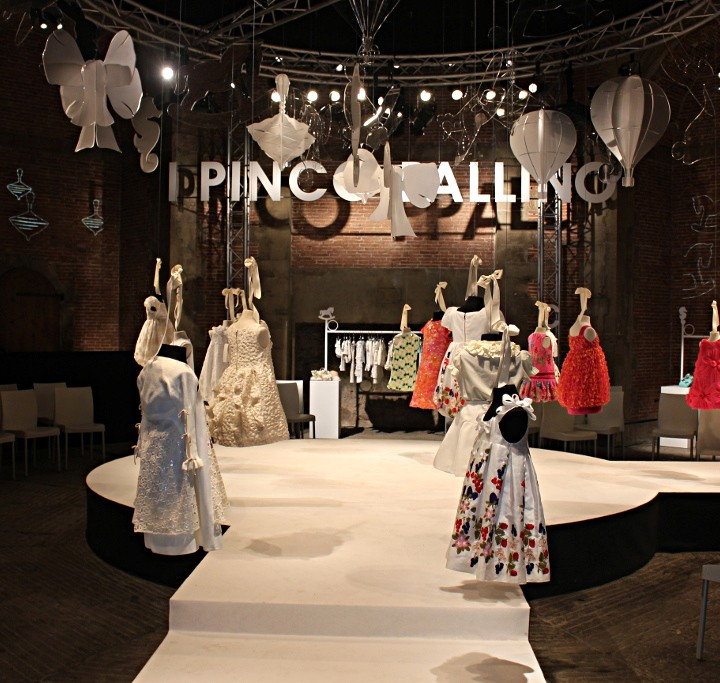 Pitti Bimbo 79, I Pinco Pallino back to catwalk – stopover 8 (the end)
