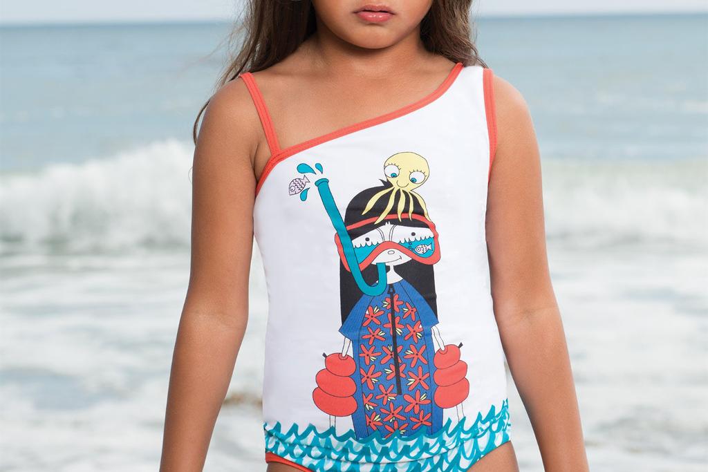 861b758505707 Little Marc Jacobs beachwear for summer 2014 - Fannice Kids Fashion