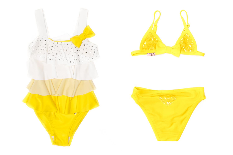"Monnalisa spring 2014, ""summer in Santorini"" theme"