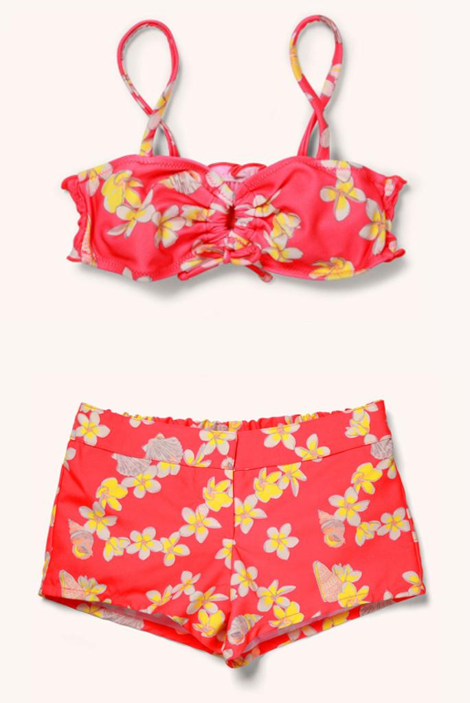 Sunuva spring 2014, Coral Garland bikini
