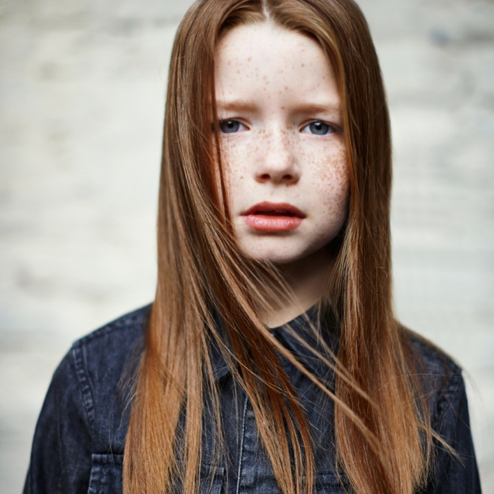 Finger in the nose kids fashion denim selection for winter 2014