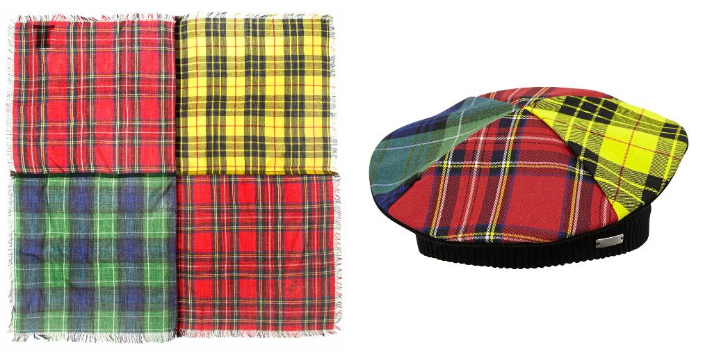 Junior Gaultier fall winter 2014/2015 accessories