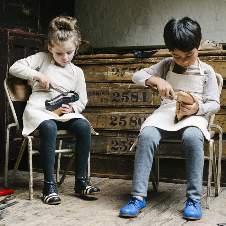 Chapter 2 handmade shoes for kids from UK