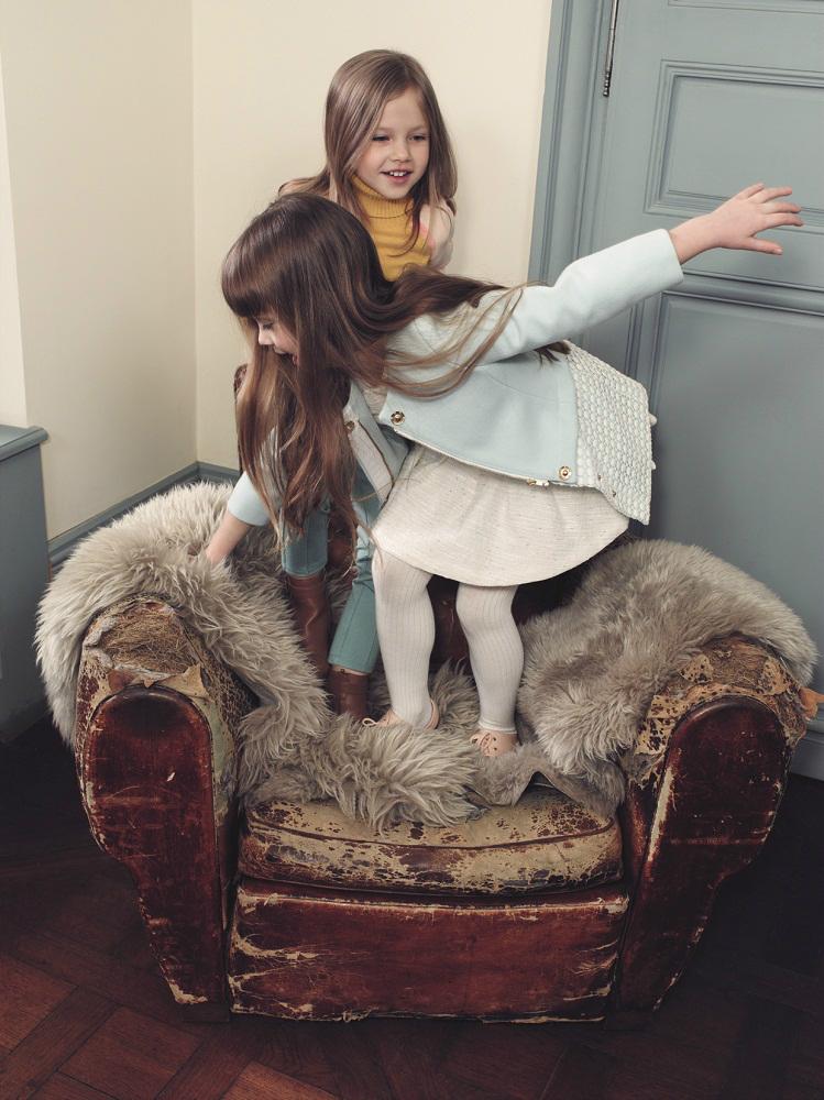 Chloé children's wear winter 2014