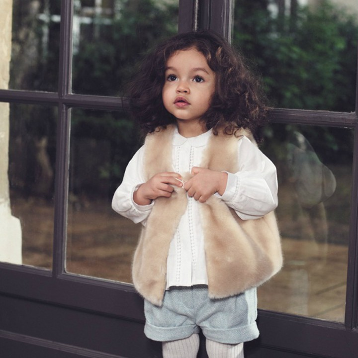 Chloé refined kids collection for fall winter 2014