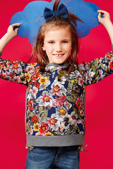 Simonetta winter 2014 advertising campaign