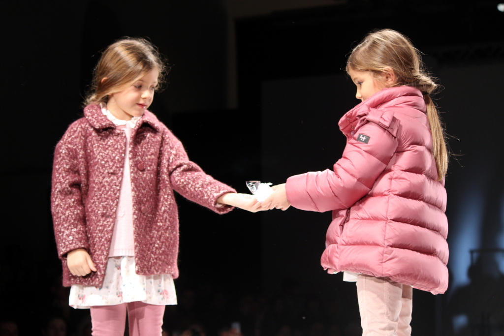 Il gufo fashion show during Pitti Bimbo 78