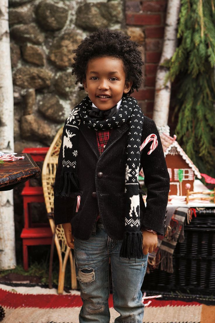 ralph lauren holiday 2014 campaign fannice kids fashion