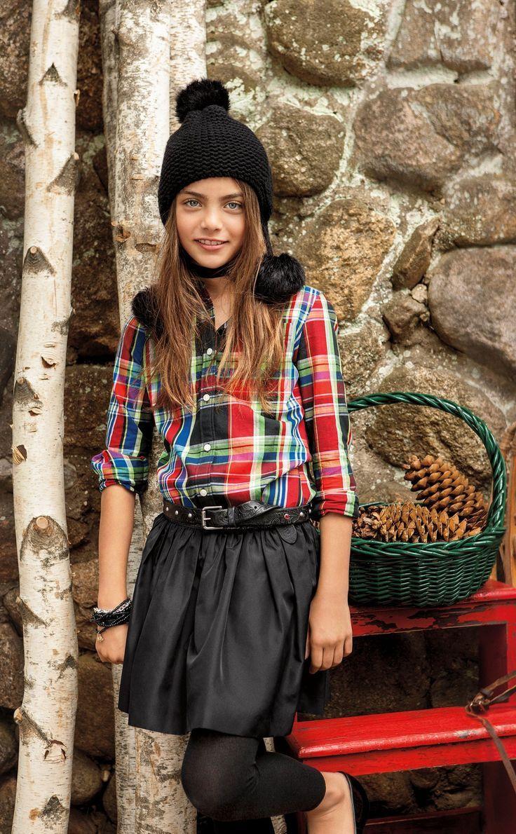 Ralph Lauren holiday 2014 campaign - Fannice Kids Fashion