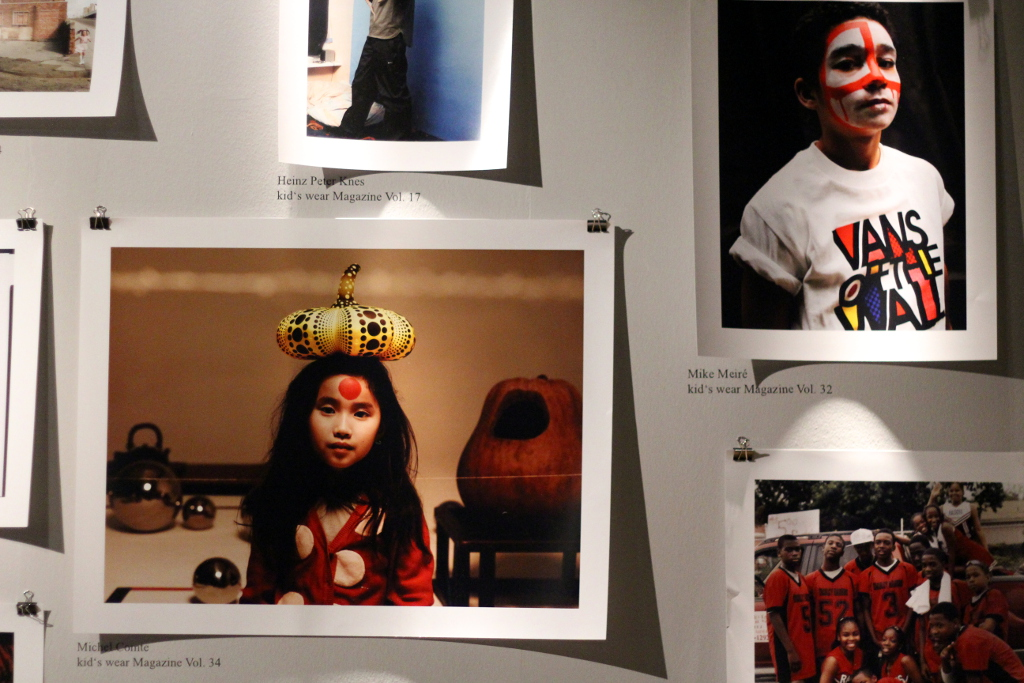 Pitti Bimbo 80, winter 2015 Kid's Wear Magazine photo exhibition