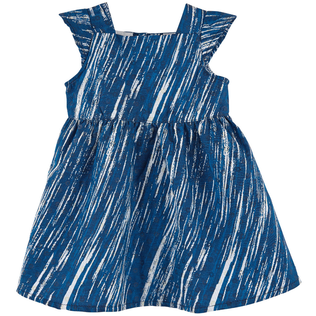 Kenzo Kids spring summer 2015, mini-me sleeveless dress with ruffles