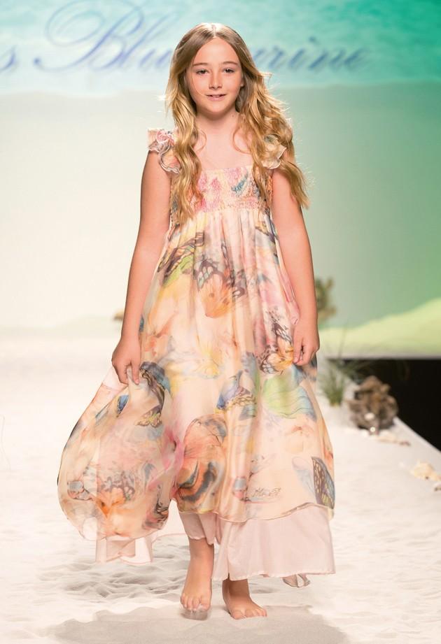 """Miss Blumarine Spring Summer 2015 """"Butterflies"""" line"""