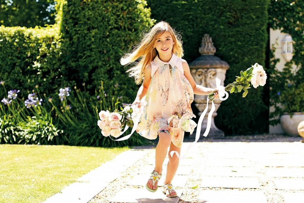 Miss Blumarine Spring Summer 2015 campaign