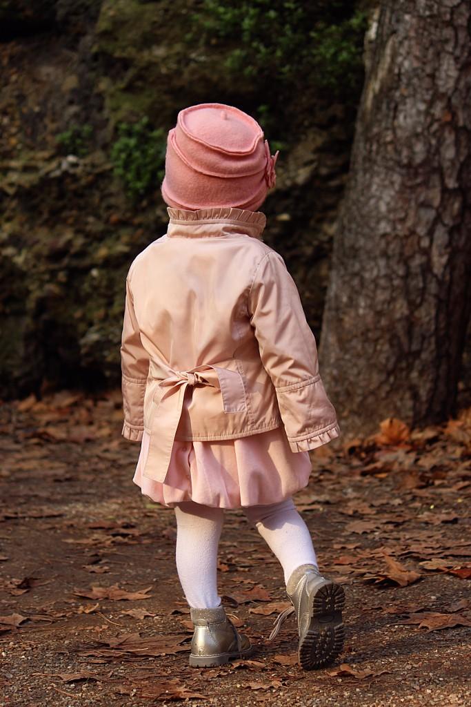 i pinco pallino pink dress