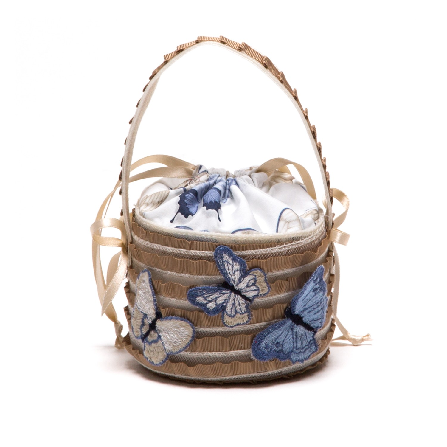 Monnalisa spring 2015, bag with butterflies