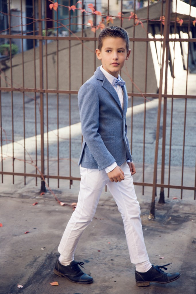 Aletta spring 2015 boy jacket for special occasion