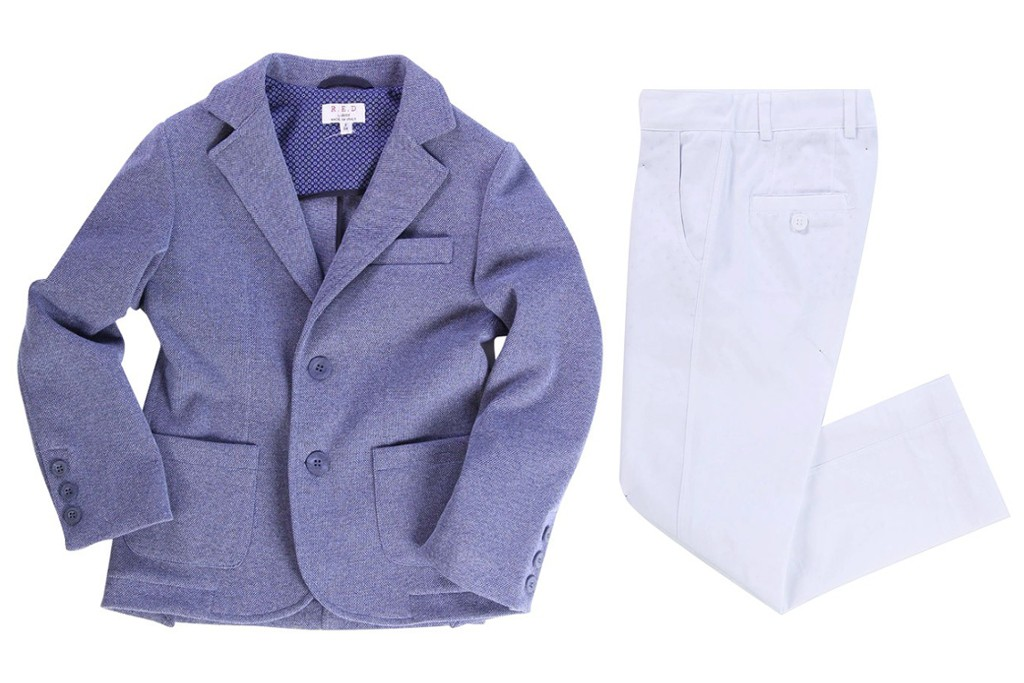 Aletta R.E.D. spring 2015 elegant outfit for boy