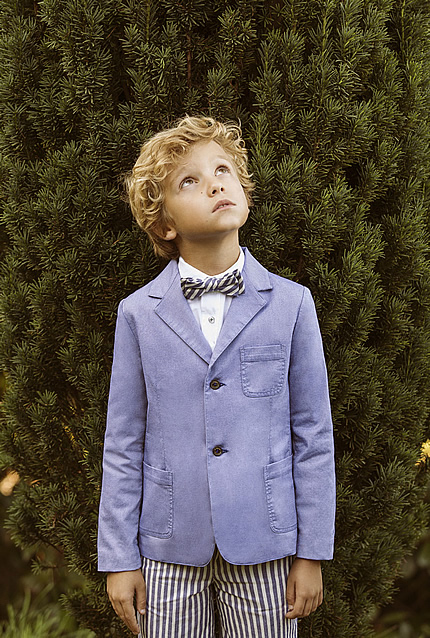 Nanos spring 2015 boy outfit for special occasion