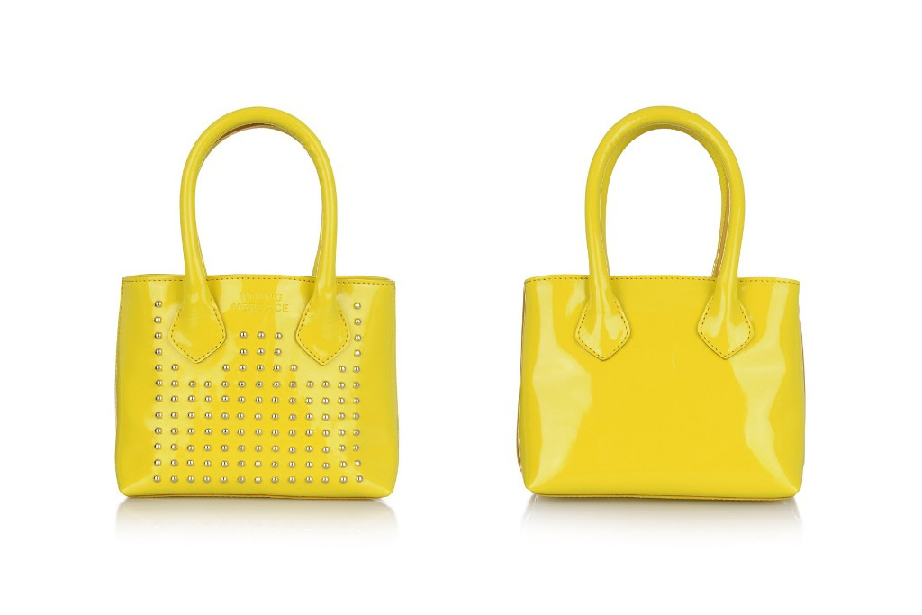 Young Versace in yellow for spring 2015 - Fannice Kids Fashion e9dd91038247f