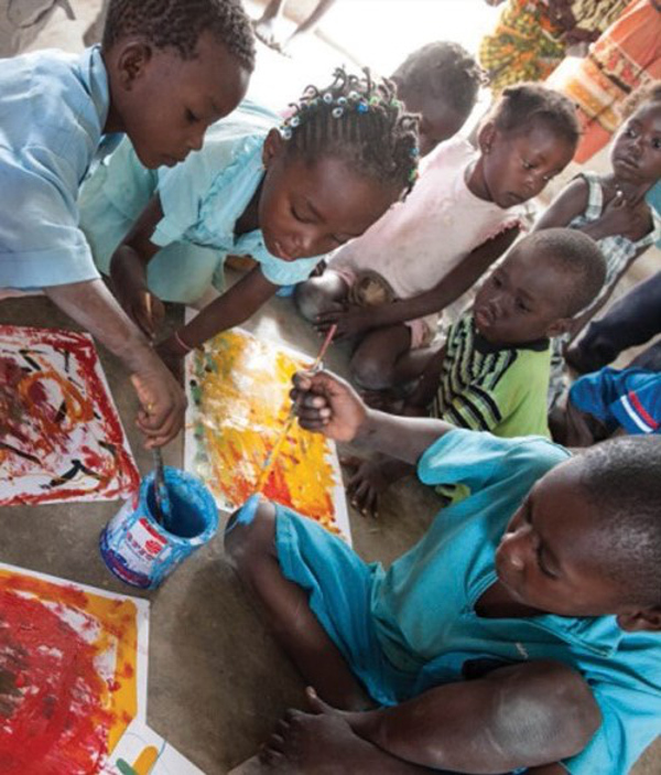 Z Generation and Humana back together for children in Mozambique