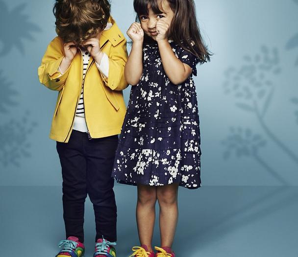 e56d678e0a69 Burberry kids blue shades in spring 2015 - Fannice Kids Fashion