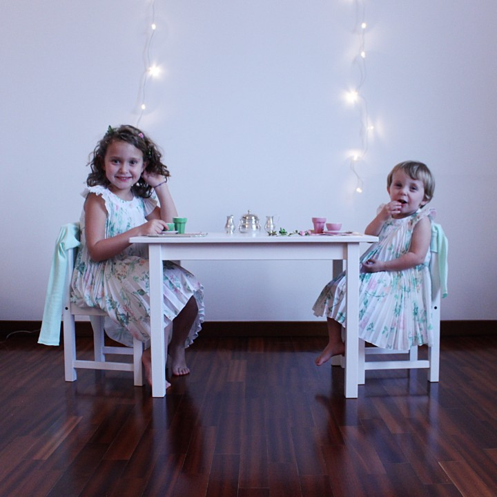 Elsy party dresses for a memorable afternoon