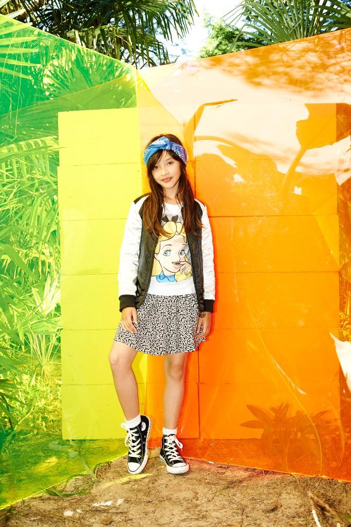 Little Eleven Paris Spring 2015 campaign