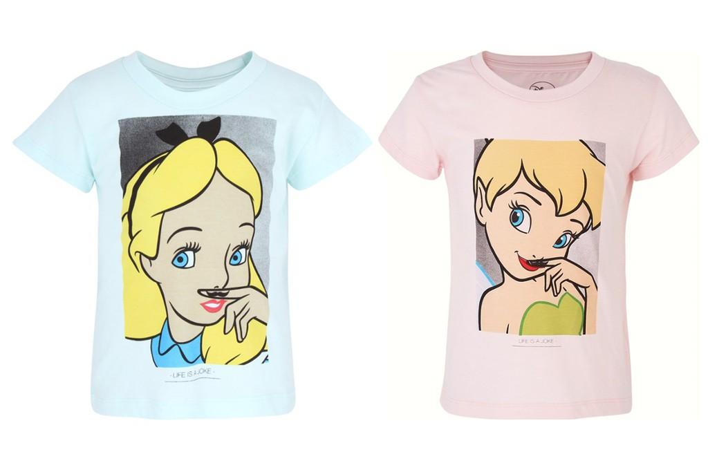 Little Eleven Paris Spring 2015 t-shirts