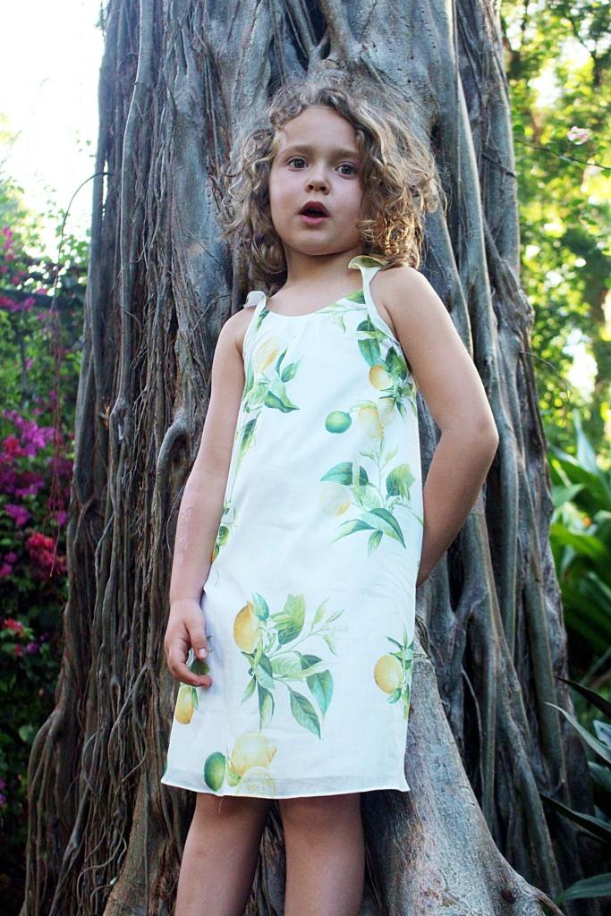 roberto cavalli junior spring 2015 sleeveless dress