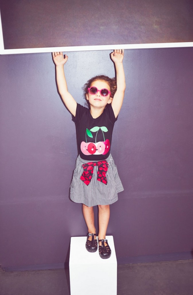 Rykiel Enfant spring 2015 campaign