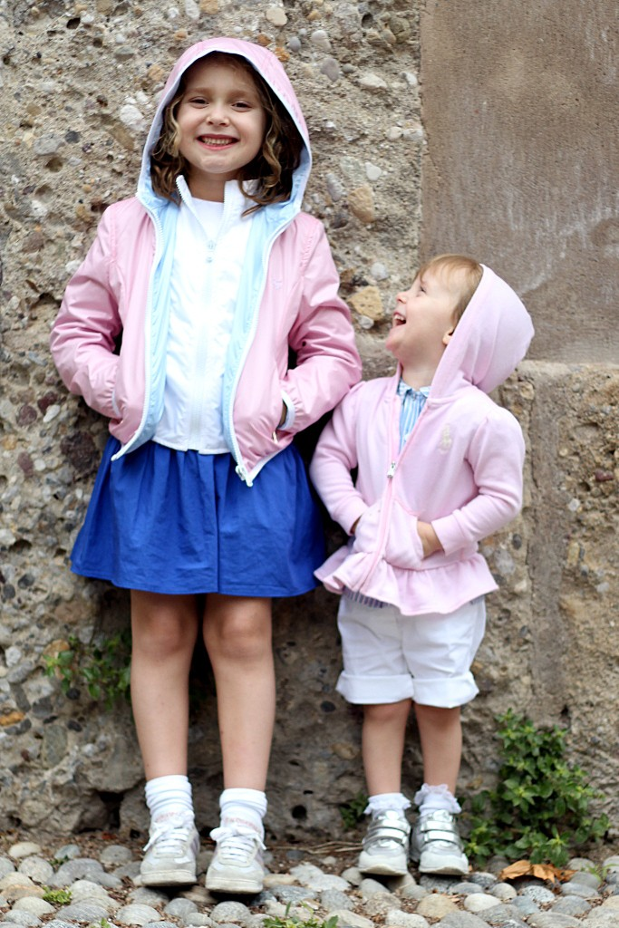 Fay Junior SS15 collection for girls