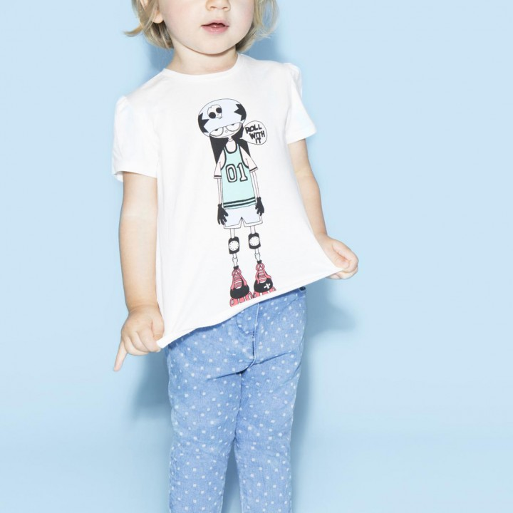 Little Marc Jacobs spring 2015 characters