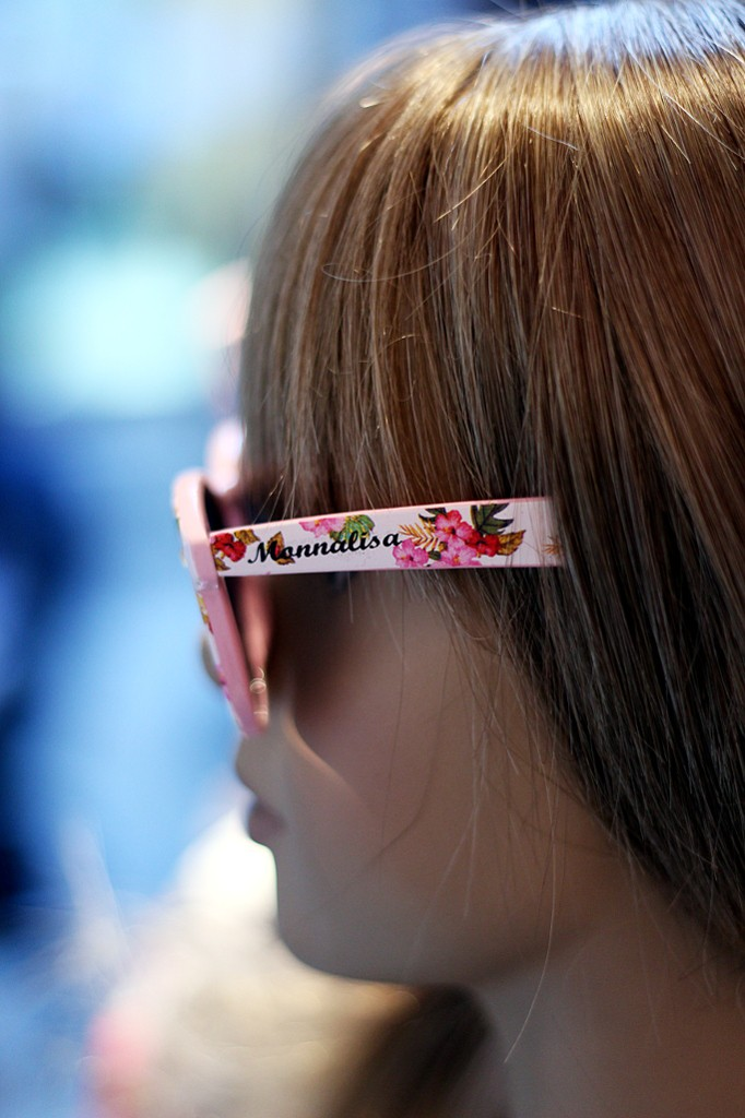 Monnalisa sunglasses spring 2015