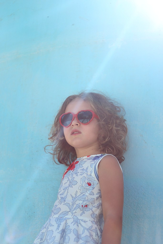 Simonetta spring 2015 collection for girls