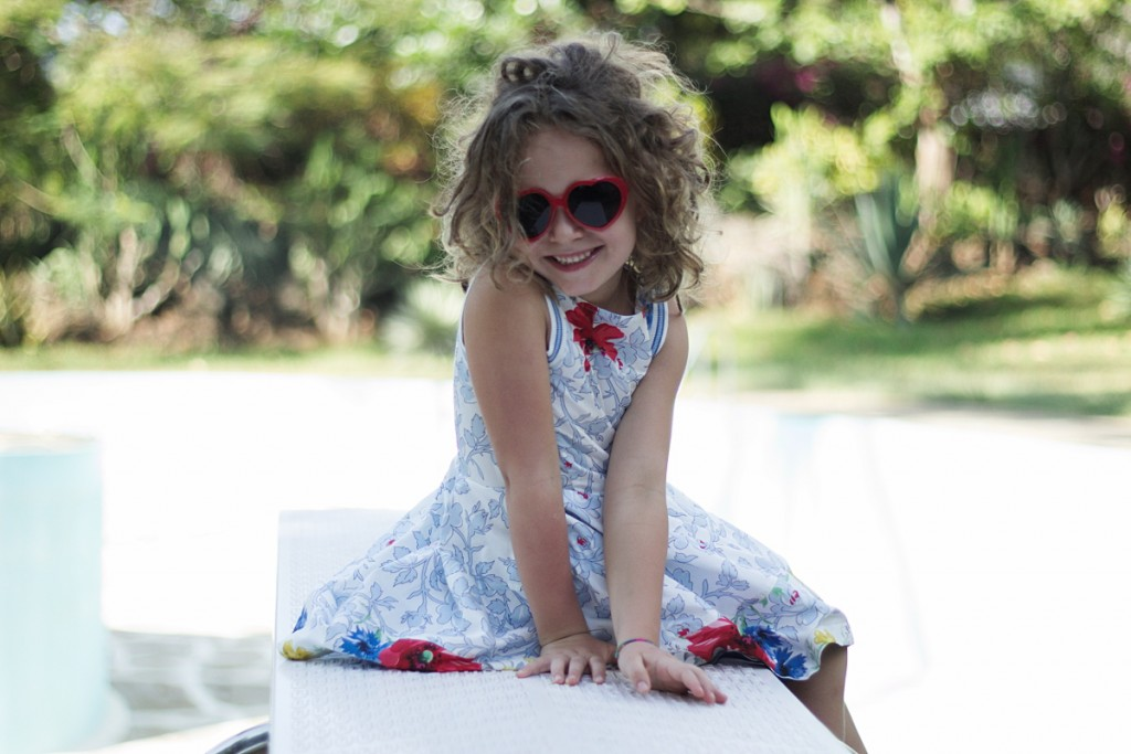 Simonetta spring 2015 flowers power