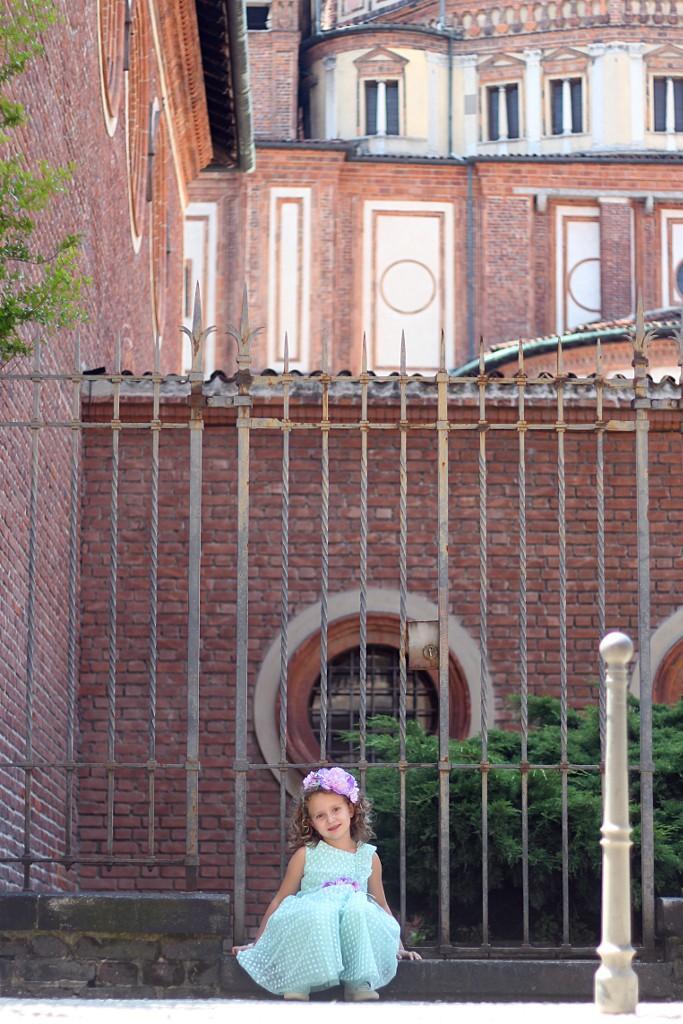 Fannice for Aletta in Santa Maria delle Grazie Milano