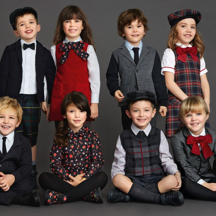 Dolce & Gabbana back to school 2015